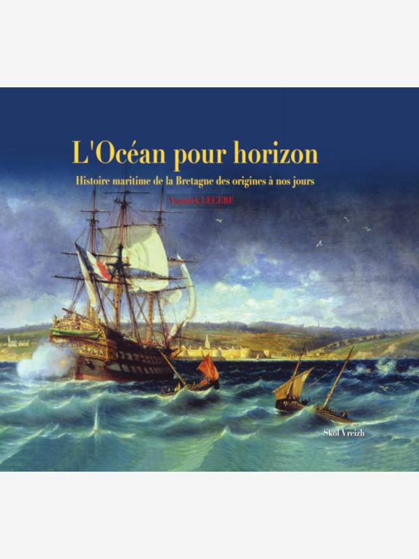 Yannick Lecerf - L'océan pour horizo