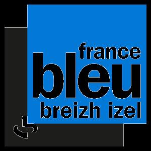 Logo France Bleu Breizh Izel